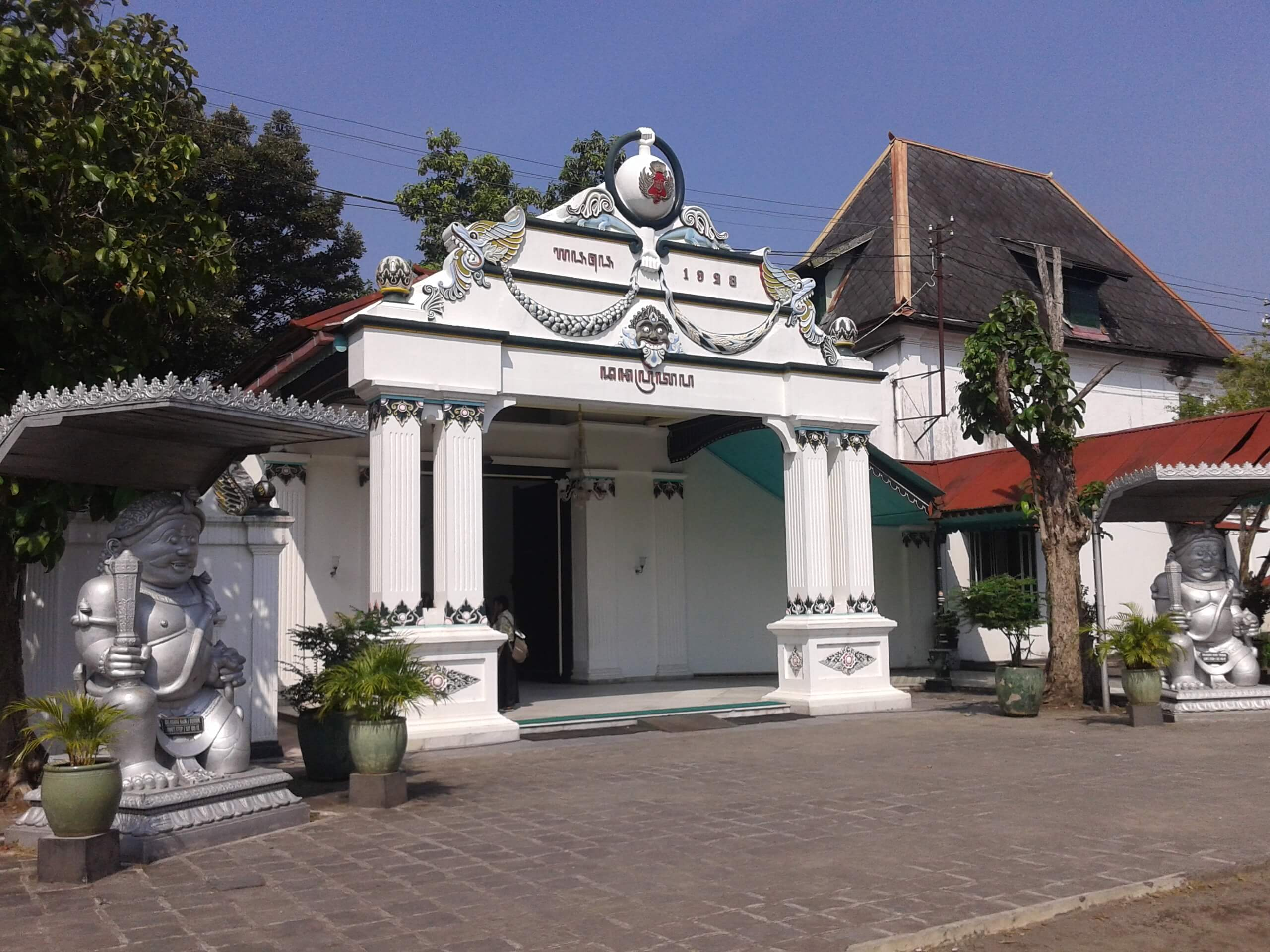 Sulatan Palace of Jogjakarta