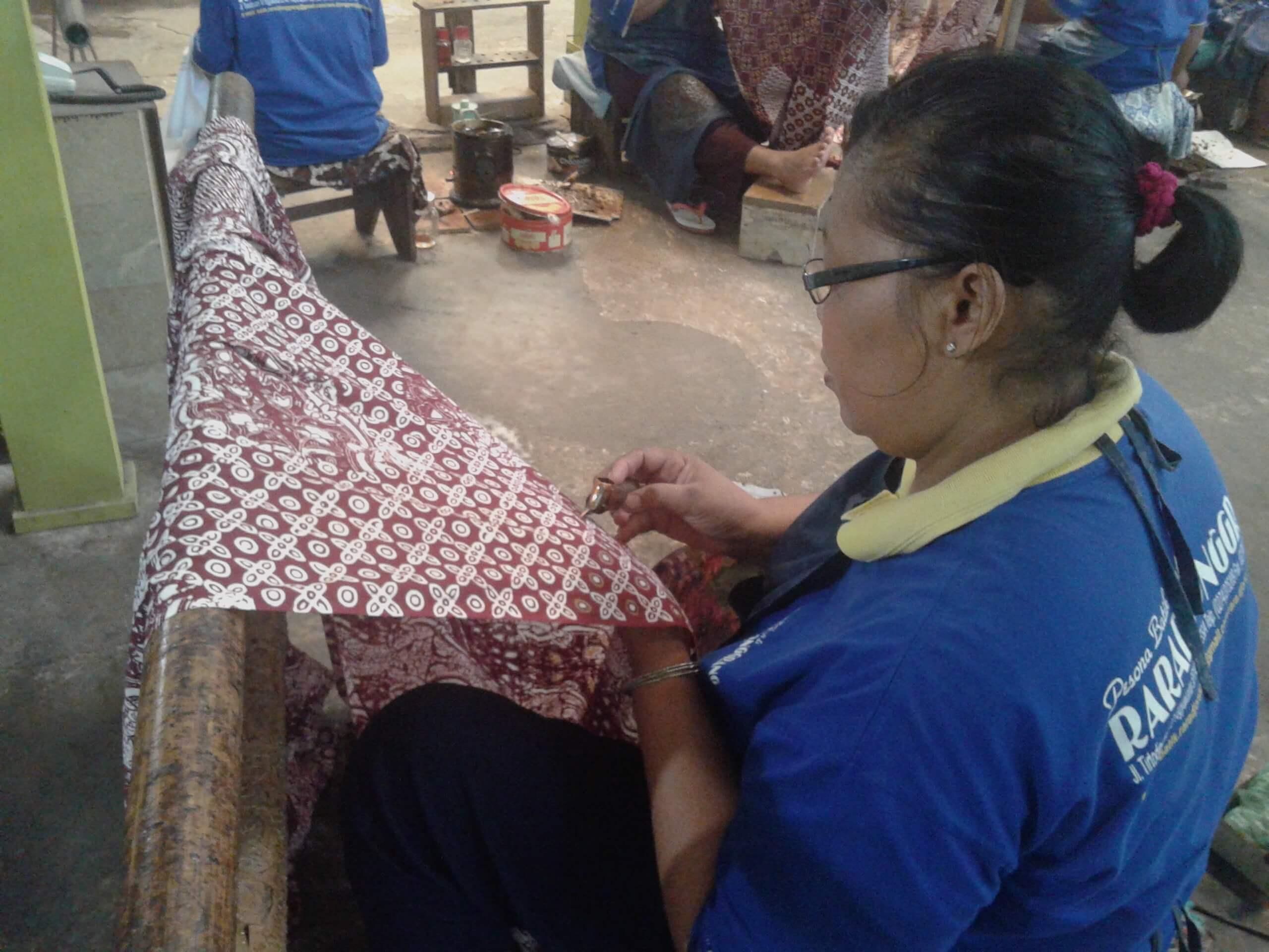 Batik Classical handmade in Jogjakarta